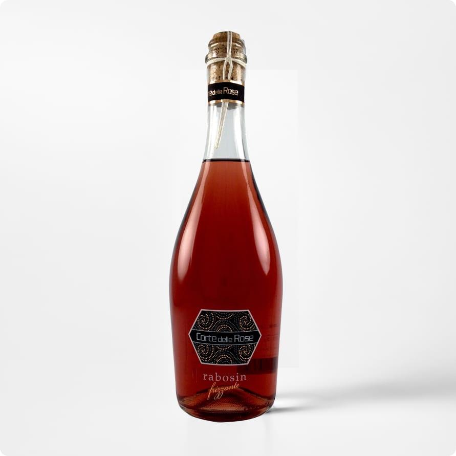Corte delle Rose – Rosé Rabosin Frizzante