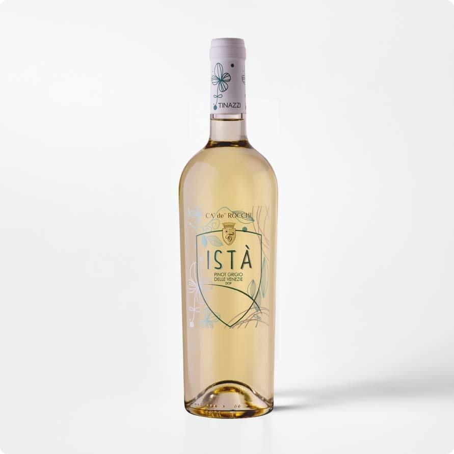 Istà – Pinot Grigio delle Venezie DOP