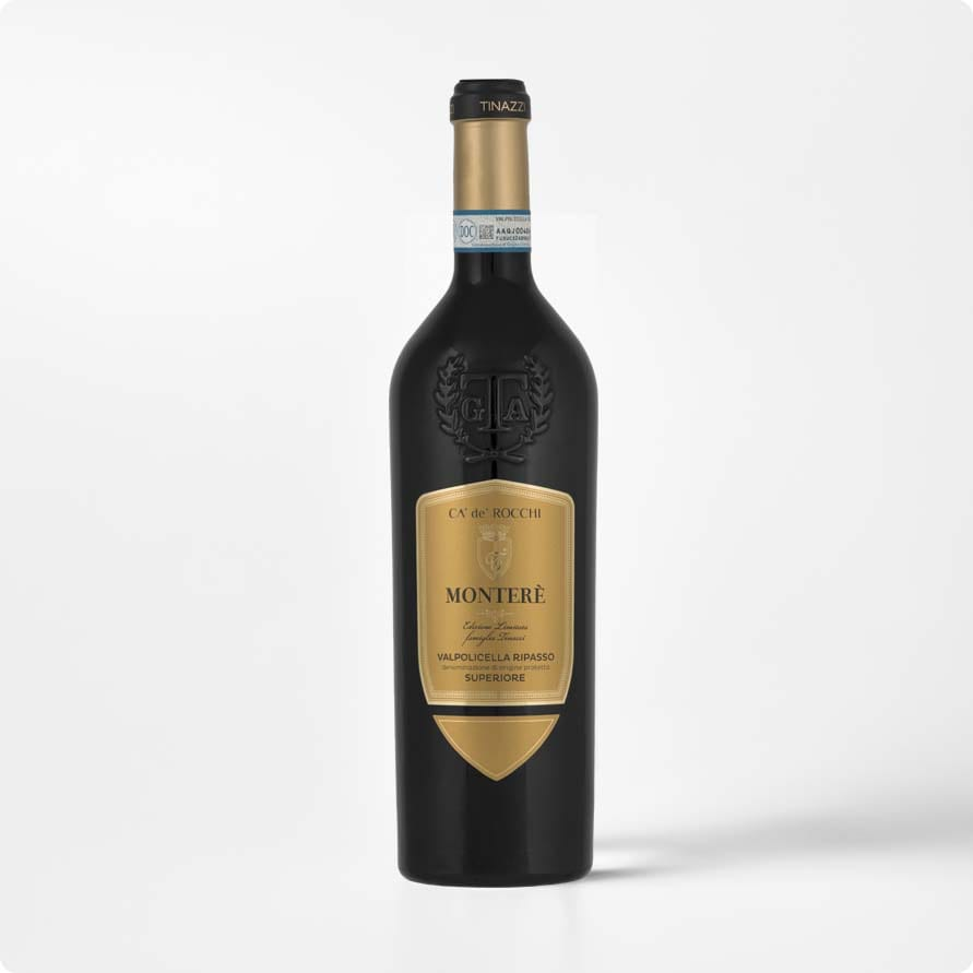 Monterè Valpolicella Ripasso Superiore DOP – Gold Label