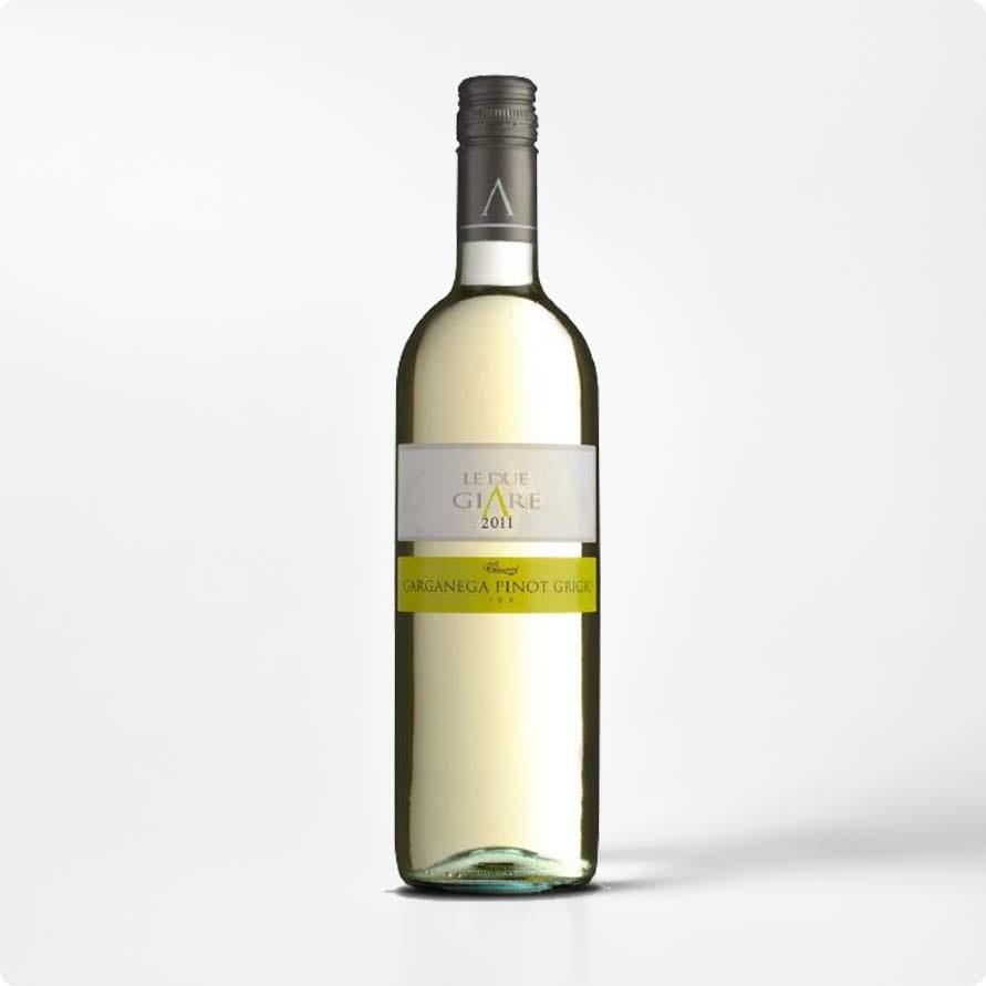 Le Due Giare Garganega- Pinot Grigio