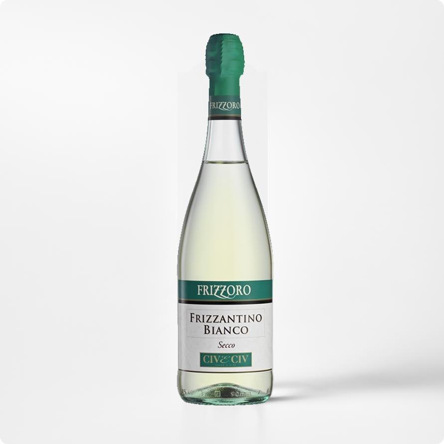 Frizzoro Frizzantino Bianco Civ&Civ (1,5 L)