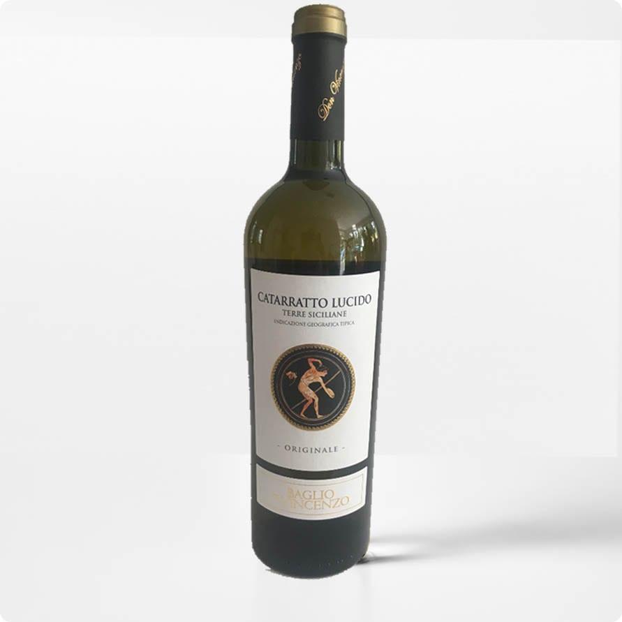 Catarratto Lucido Baglio Vincenzo – Een Siciliaanse specialiteit