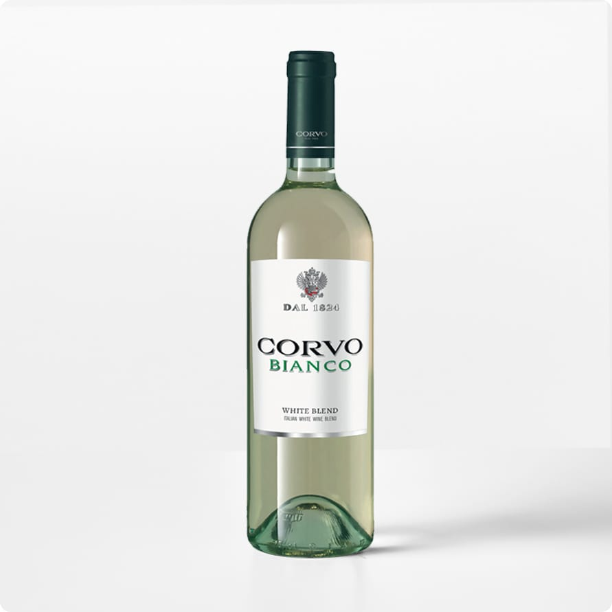 Corvo Bianco IGT – Beroemde witte wijn uit Sicilië